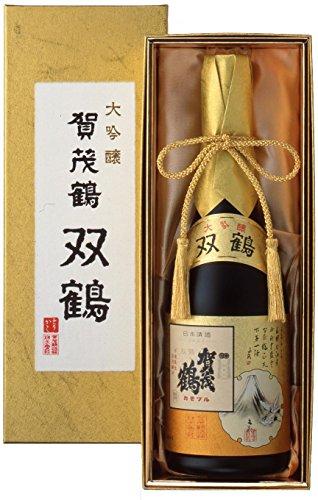賀茂鶴酒造『賀茂鶴大吟醸双鶴』
