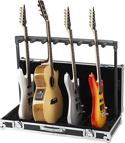 Road Runner 7 Guitar Stand Flightcase