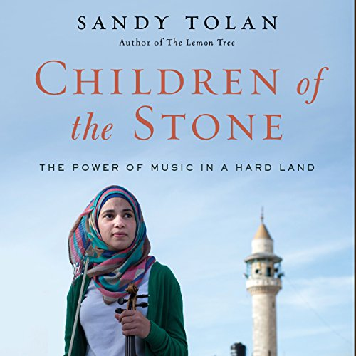 Children of the Stone audiobook cover art