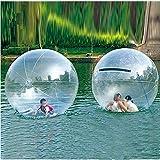 ZGYQGOO Cerniera Gonfiabile da 1,5 m con Sfera Gonfiabile in PVC Zorb Ball Torbip con Cerniera con soffiante (1,5 M)