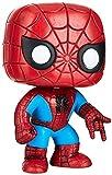 Funko- Dorbz Ridez Marvel Spider-Man Personaggio l'Uomo Ragno, 2276