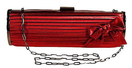 Menbur - Zeremonie Burgunder Tasche