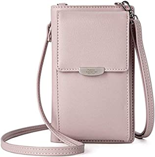 Small Crossbody Bag Cell Phone Purse Wallet with Credit Card Slots for Women