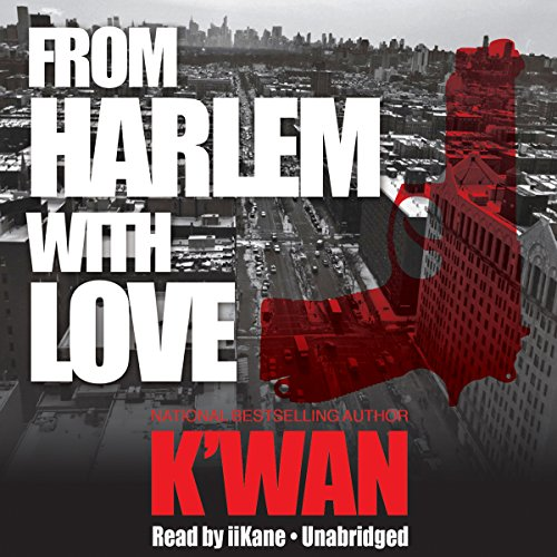 From Harlem with Love audiobook cover art