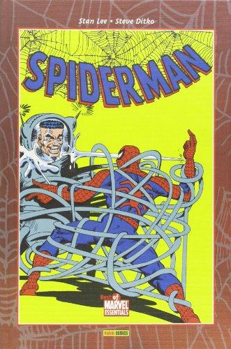 Spiderman de Stan Lee y Steve Ditko 3