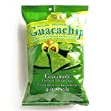 El Sabroso Guacachip Tortilla Chips 12 oz each (3 Items Per Order)