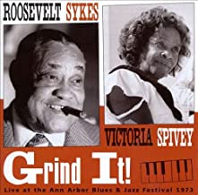 Grind It! - Ann Arbor Blues & Jazz Festival 1973, Vol. 3