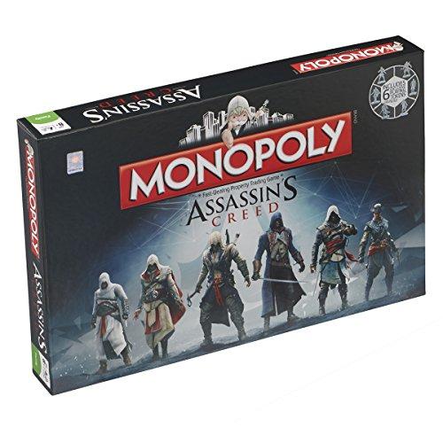 Monopoly Winning Moves, englische Ausgabe