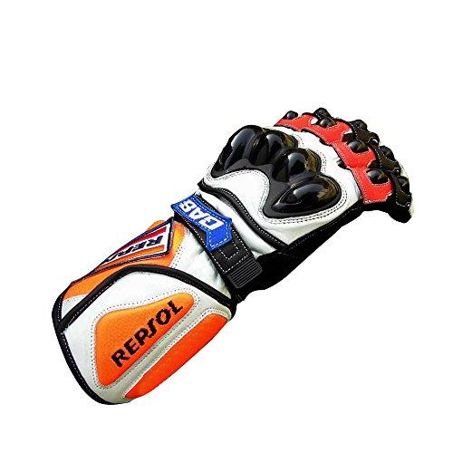Guantes de motociclismo Repsol Gloves Casey Stoner, Moto GP L