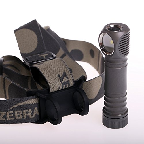 ZEBRA LIGHT - Luce frontale fascio largo led bianco H604d
