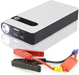 Portable Car Jump Starter,12000mAh Multi-Function Emergency 12V Battery Power Auto Start Power Bank USB Charger for Lapto...