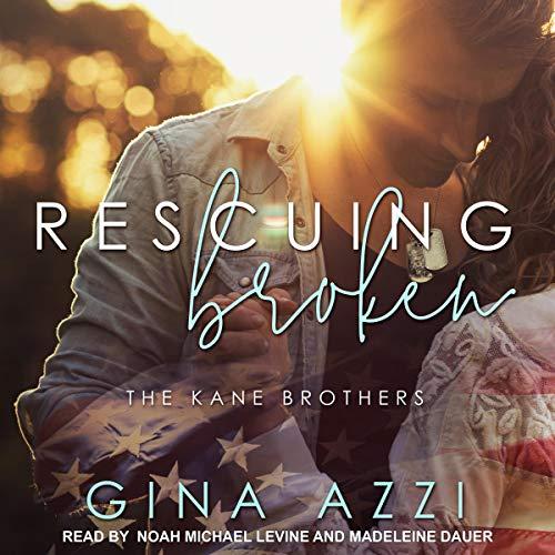 Rescuing Broken audiobook cover art