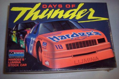Hardees Chevy Lumina #18 Model Kit (1990)