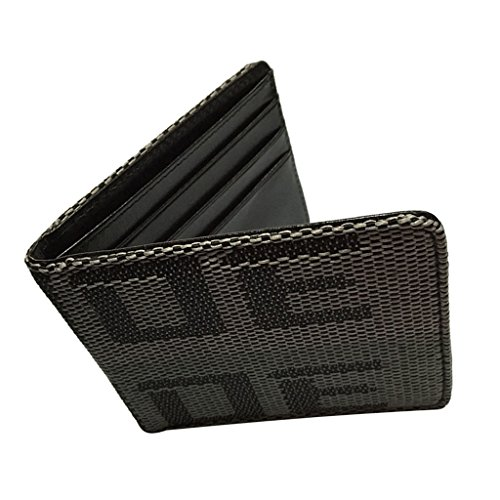 Car Racing Bride Wallet Credit and Business Cards Cash Holder Pocket Men/'s Gift