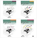 Faber Piano Adventures Level 5 Set (4 Books) 2nd Edition - Lesson, Theory, Performance, Popular Repertoire