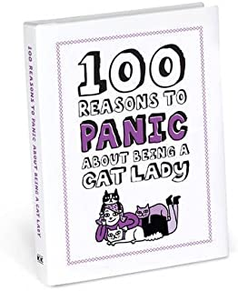 Knock Knock 100 Reason to Panic About Being A Cat Lady (50032)
