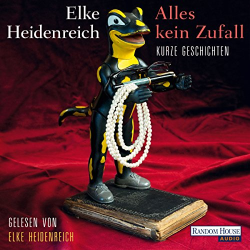 Alles kein Zufall audiobook cover art