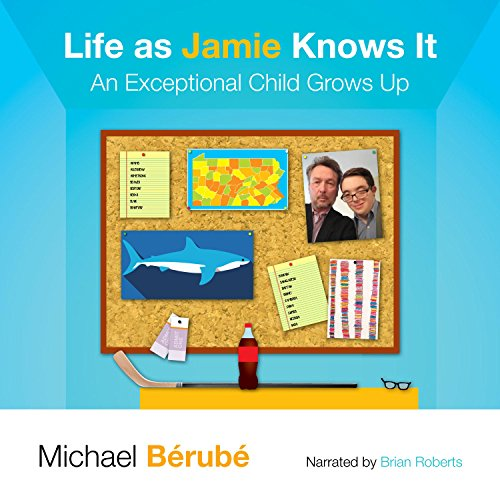 Life as Jamie Knows It audiobook cover art