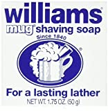 Williams Mug Shaving Soap, 12 Count