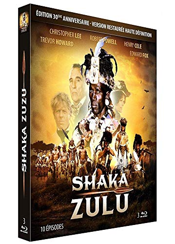 Shaka Zulu - Box 3 Blu-ray
