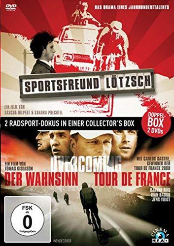 Sportsfreund Lötzsch / Overcoming - Der Wahnsinn Tour de France (Doppelbox) [2 DVDs]