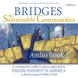 Bridges to Sustainable Communities audiobook cover art