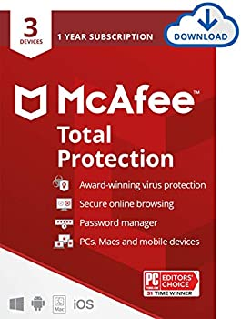 Best mcafee internet security 2019 Reviews