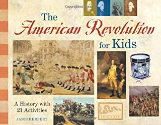 revolución americana amigable para los niños