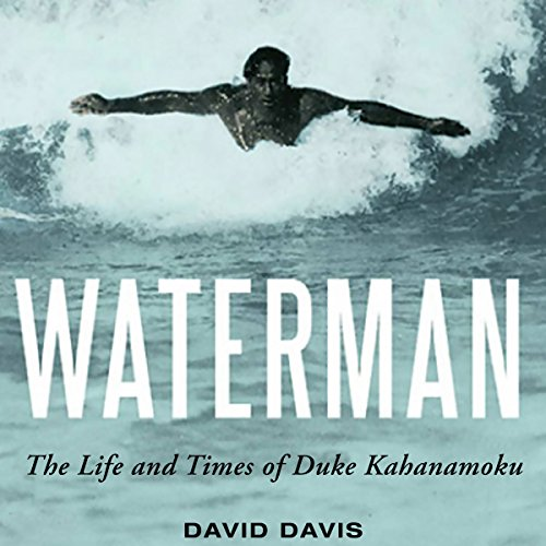 Waterman audiobook cover art