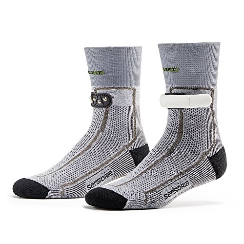Sensoria Fitness Socks and Anklet, Medium