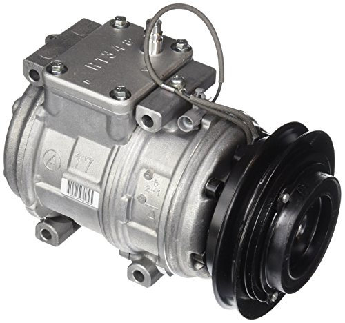 Denso 471-1166 New Compressor with Clutch