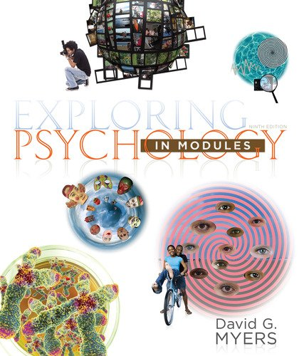 Exploring Psychology in Modules (Loose Leaf) & Psychportal Access Card (6 Month)