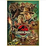 jiuyangshengong Spielberg Filme Jurassic Park Jaws Retro