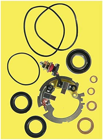 DB Electrical SMU9135 New Starter Compatible with Replacement for Repair Kit Honda Kawasaki product image