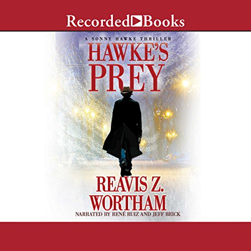 Hawke's Prey audiobook cover art