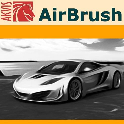 AKVIS AirBrush プラグイン版 [ダウンロード]
