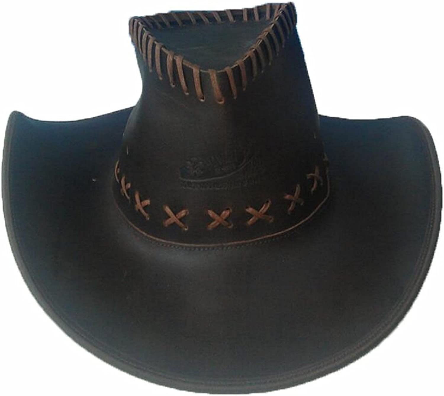 W.S.-YUE The Spring And Autumn Season The Western Cowboy Hat Is Made By Hand