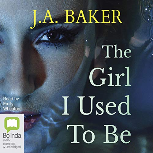 The Girl I Used to Be cover art