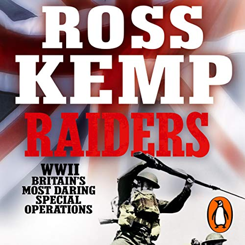 Raiders: World War Two True Stories cover art