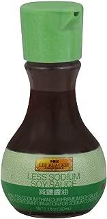 Lee Kum Kee Lite Soy Sauce, 5.1-Ounce Bottle (Pack of 4)