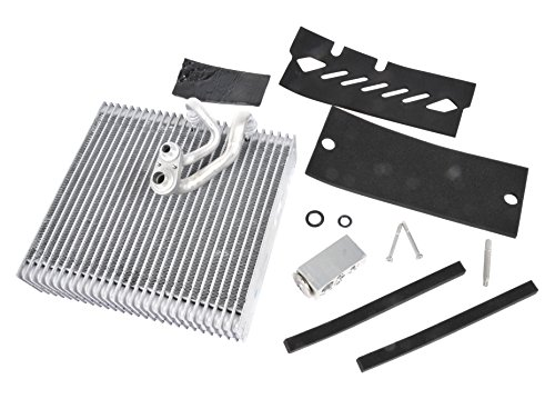 ACDelco 15-63809 GM Original Equipment Air Conditioning Evaporator Core Kit with Valve, Evaporator Seals, Tube Seals, Stud, and Bolts