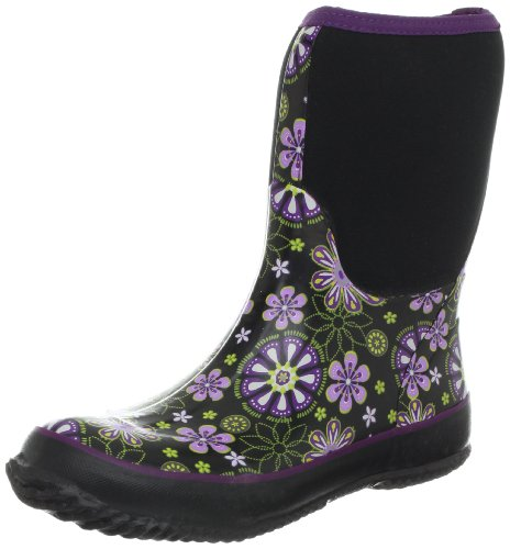 Hot Sale Western Chief Women's Fall Fling Mid Boot,Purple,9 M US