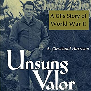 Unsung Valor audiobook cover art