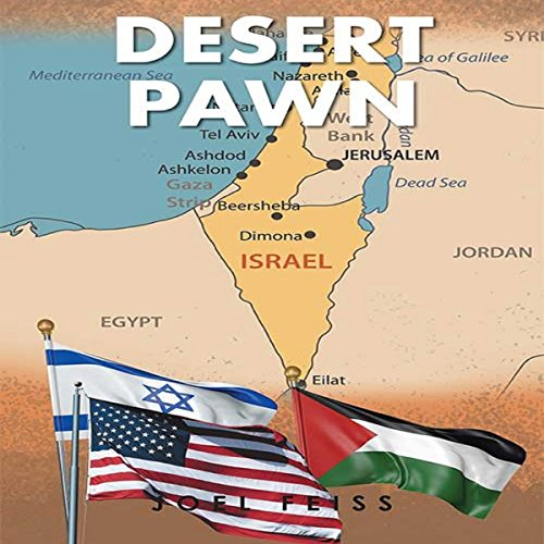 Desert Pawn audiobook cover art