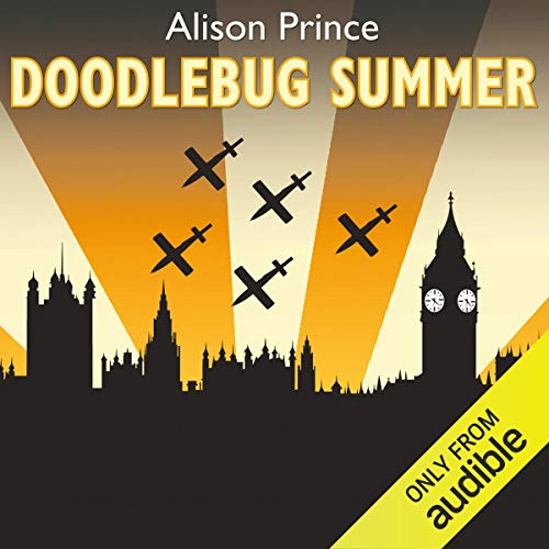 Doodlebug Summer audiobook cover art