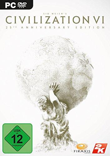 Sid Meier's Civilization VI - 25th Anniversary Edition - [PC]