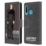 Head Case Designs sous Licence Officielle Star Trek Locutus de Borg Personnages Iconiques TNG Coque...
