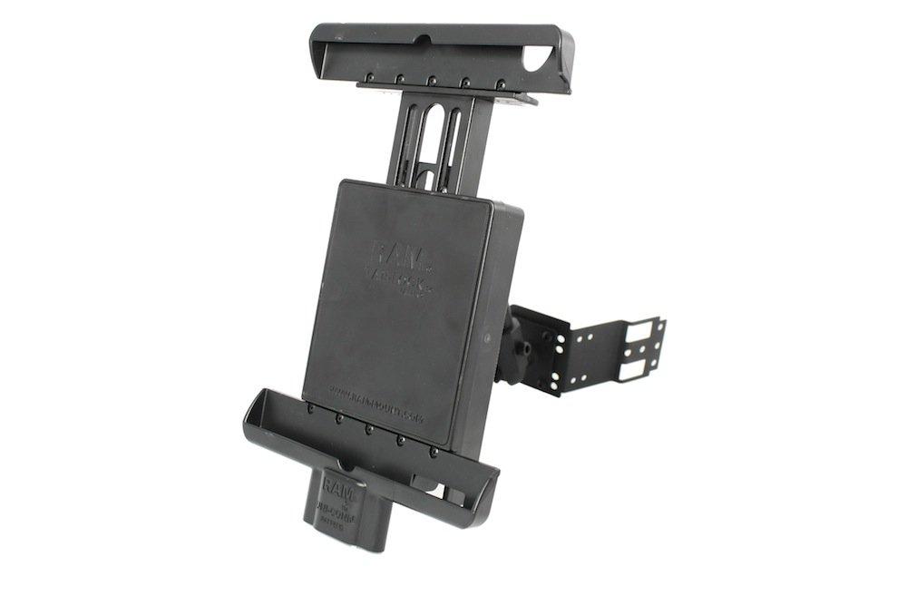 Padholdr Ram Lock Series Lock and Dock iPad Dash Kit for 2002-2006 Mitsubishi Lancer Models