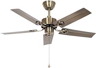 Ventilateur au plafond en métal, la créativité Retro Four Seasons utilisation Mur Fan 42/48/52 pouces grand air du ventila...