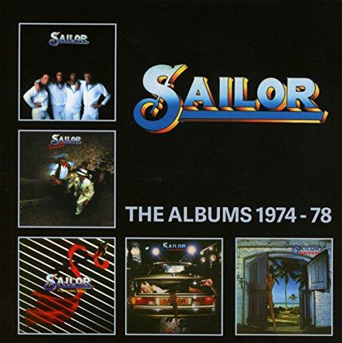 The Albums 1974-1978 (5cd Boxset)